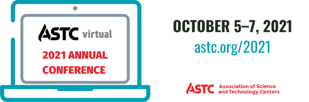 ASTC Virtual 2021 Annual Conference banner